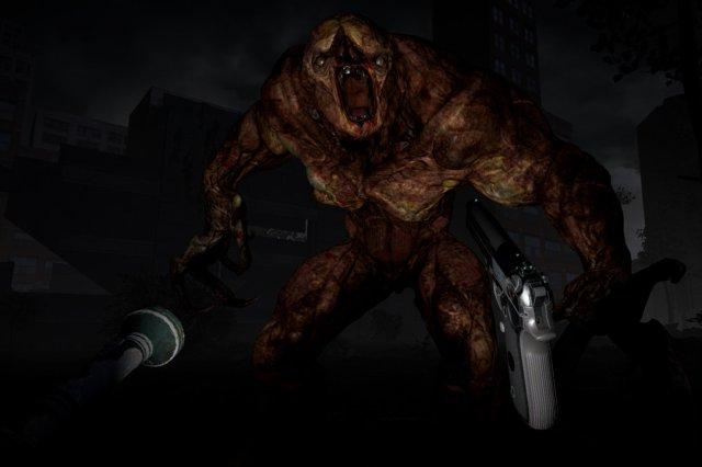 Juego de zombies en realidad virtual The Brookhaven Experiment