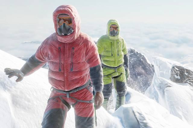 Juego de escalada Everest VR en Virtual4us