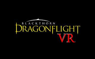 Logotipo de la experiencia Dragon Flight VR