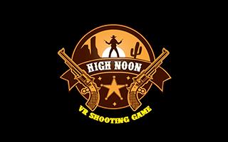 Logotipo de High Noon de realidad virtual