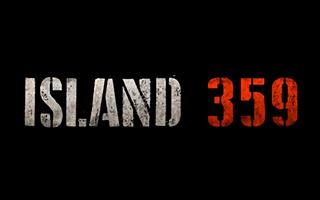 Logotipo de Island 359 de realidad virtual