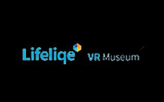 Logotipo de Lifelique VR Museum