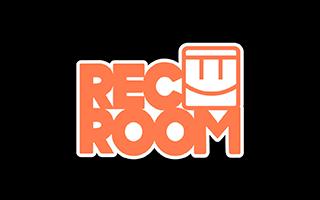 Logotipo del juego REC Room