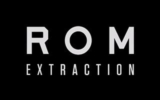 Logotipo de Room Extraction en realidad virtual