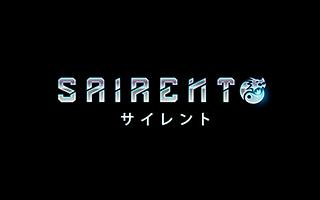 Logotipo de Sairento en realidad virtual