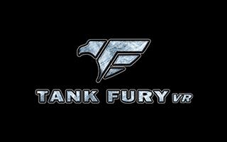 Logotipo del juego Tank Fury de realidad virtual