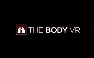 Logotipo de la experienciaThe Body VR