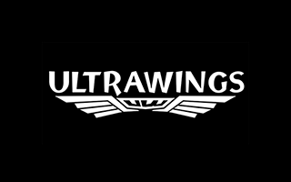 Logotipo del juego de realidad virtual Ultrawings