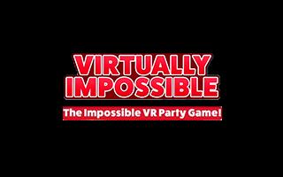 Logotipo de la experiencia de construcción Virtually Impossible