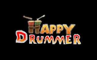 Logotipo del juego de coordinación musical Happy Drummer