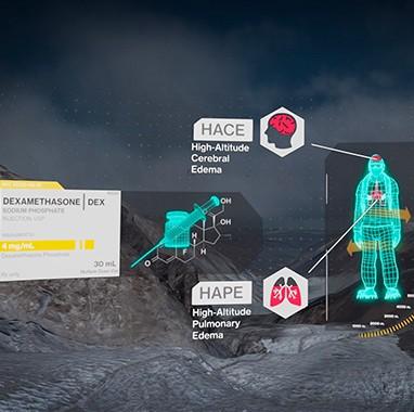 Un reto para el ser humano en realidad virtual